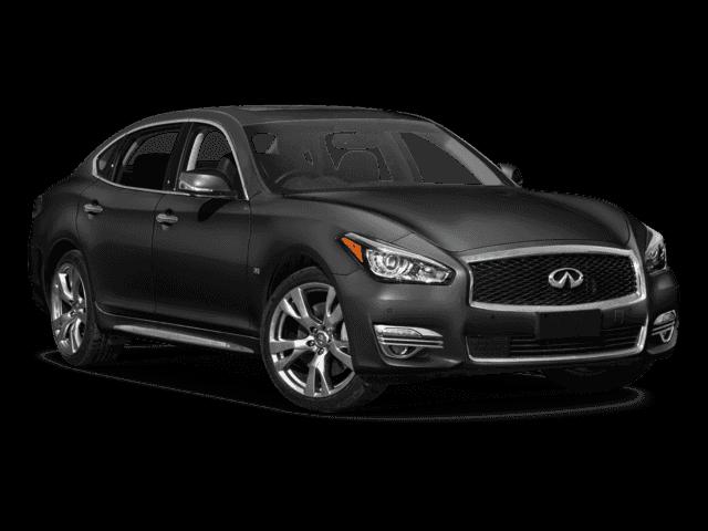 NEW 2019 INFINITI Q70L 3.7 AWD