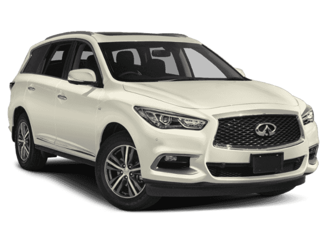 NEW 2018 INFINITI QX60 PURE AWD