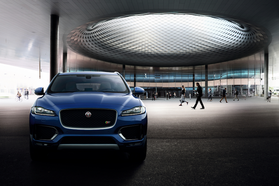 2019 Jaguar F-PACE Performance