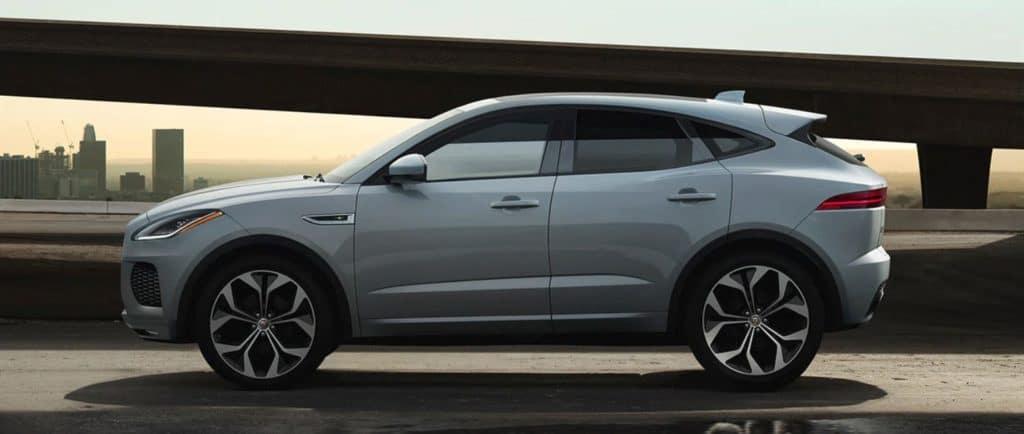 2019 Jaguar E-PACE vs F-PACE