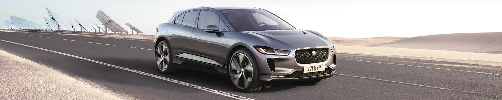 2019 Jaguar I-PACE vs Tesla Model X