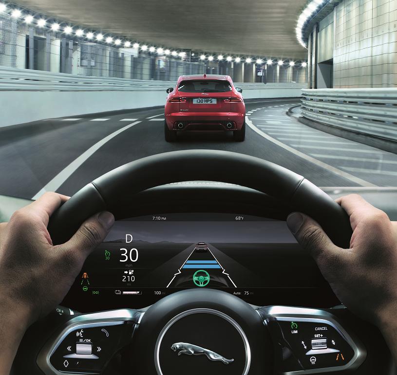 2019 Jaguar I-PACE Safety