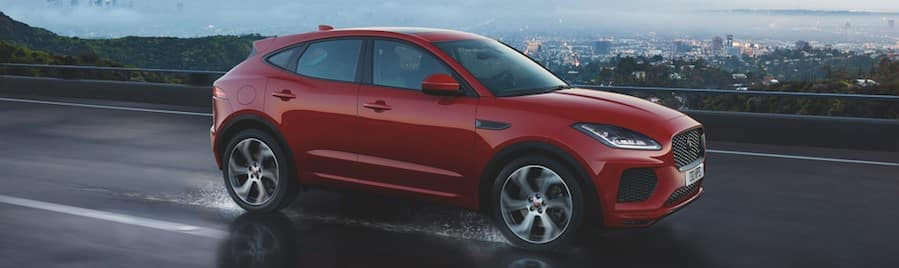 Jaguar E-PACE Reviews