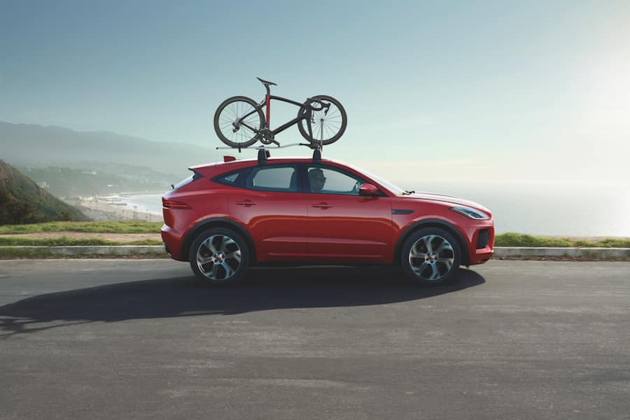 Test Drive the Jaguar E-PACE