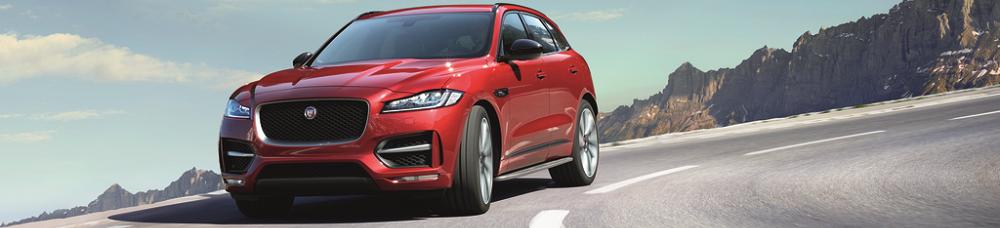 Jaguar F-PACE vs Range Rover Velar