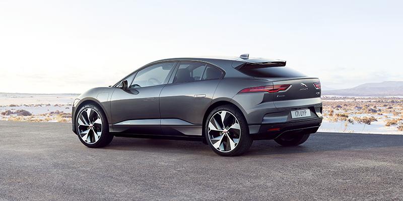 2019 Jaguar I-PACE EV400 S