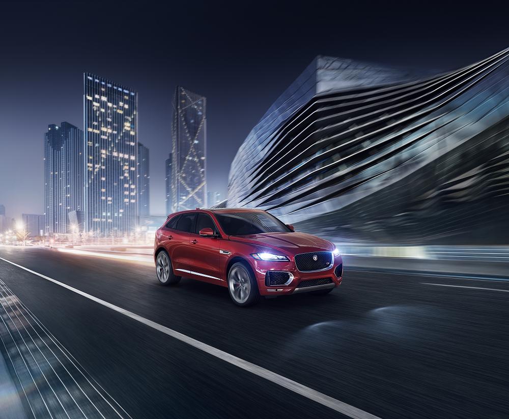 2019 Jaguar F-PACE Performance