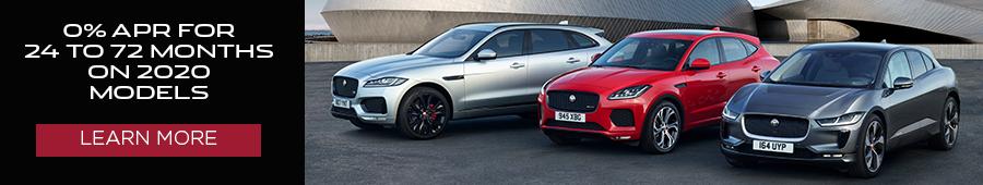 new jaguars for sale