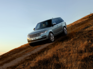 2018 Range Rover Performance