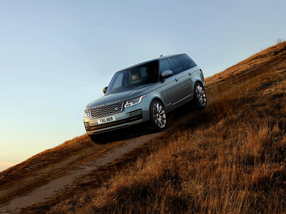 2018 Range Rover Performance