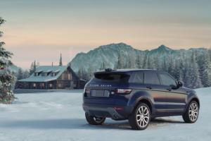 Range Rover Evoque Versatility