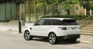 2018 Range Rover Sport Performance