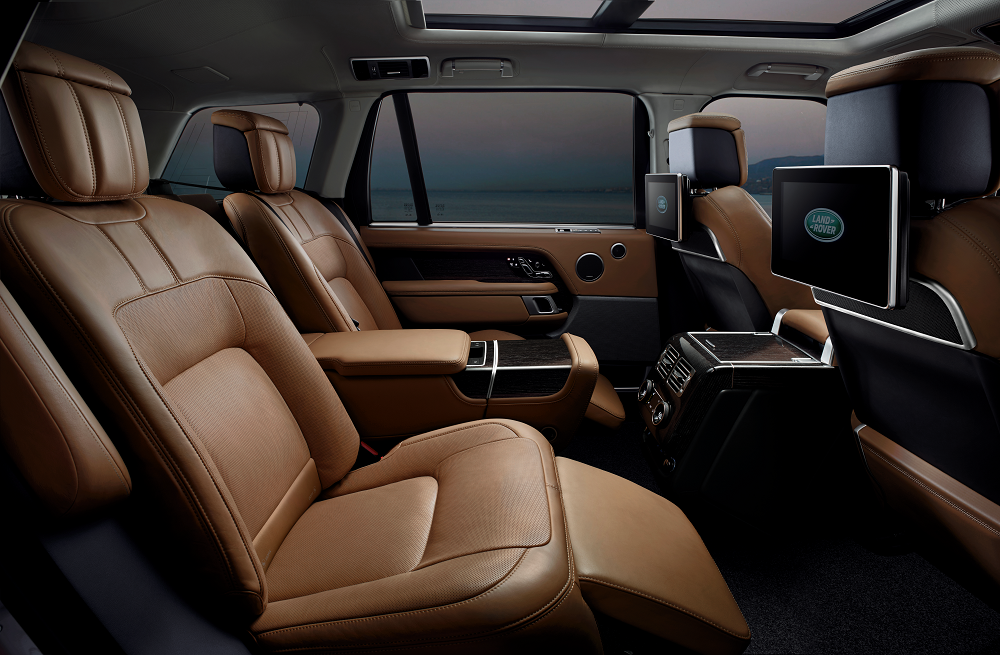 2018 Range Rover Technology