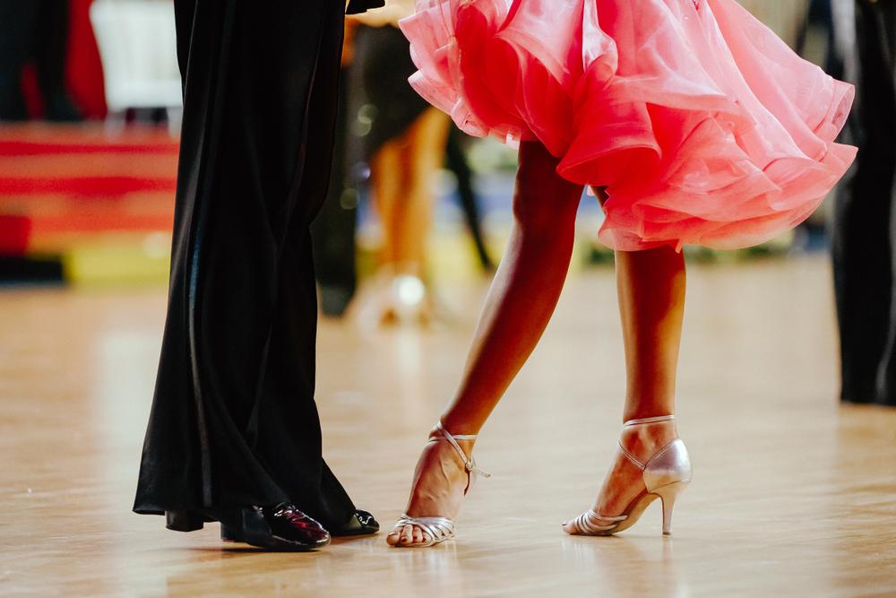 Quick Quick Slow Ballroom Dance Studio