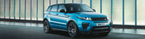 Range Rover Evoque Interior Review