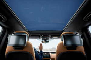 2018 Range Rover Sport Safety