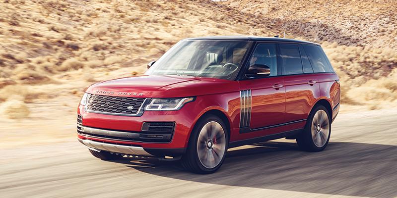 2018 Range Rover SE