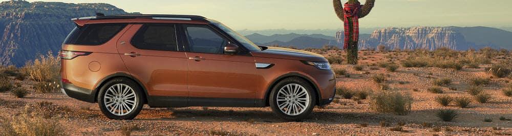 Land Rover Discovery Lease Marlboro NJ