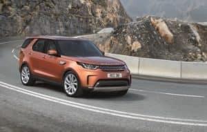 Land Rover Discovery near Marlboro NJ