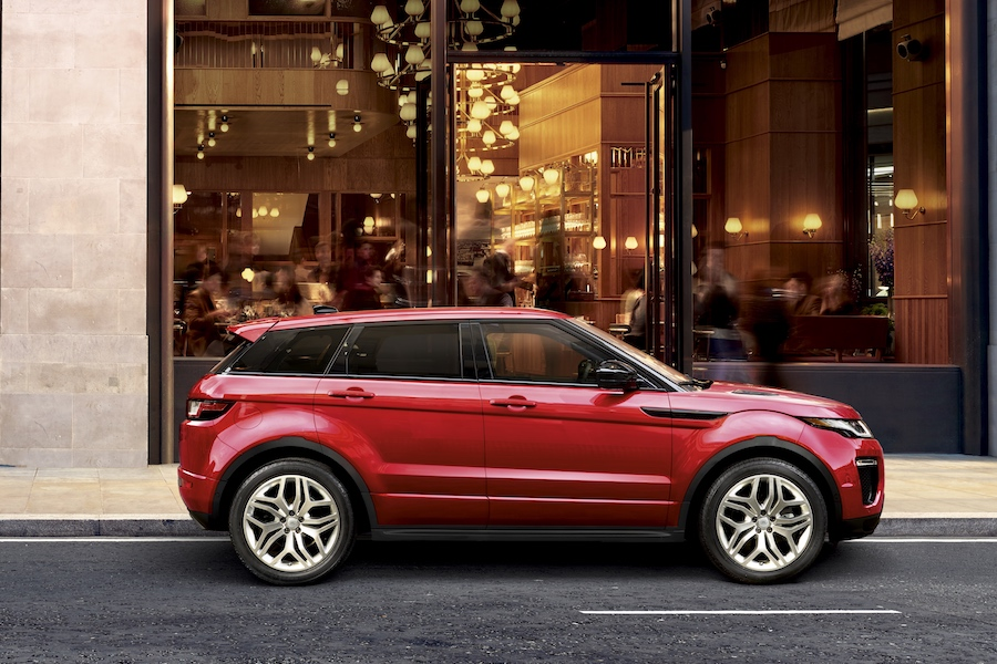 Range Rover Evoque Performance