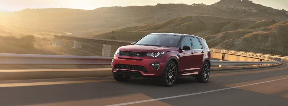 2019 Land Rover Discovery Sport vs Audi Q7