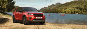 Land Rover Discovery Sport Lease