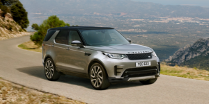 Land Rover Discovery Trim Levels