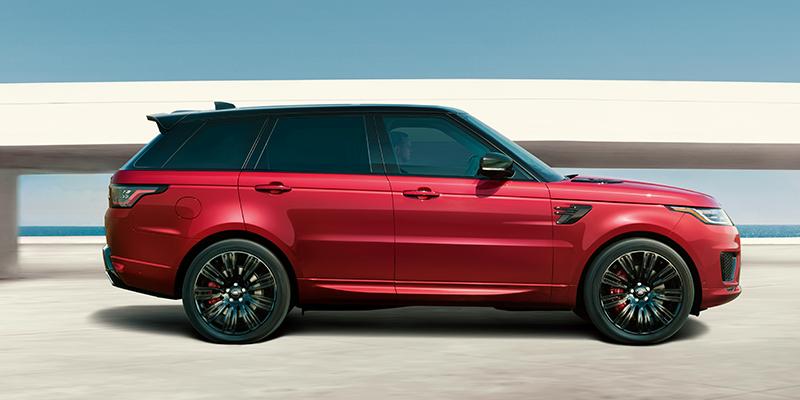 2020 Range Rover Sport SRV