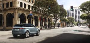 2020 Range Rover Evoque Performance