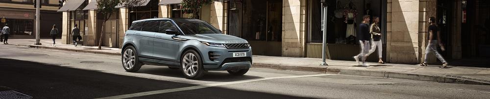 2020 Range Rover Evoque Review