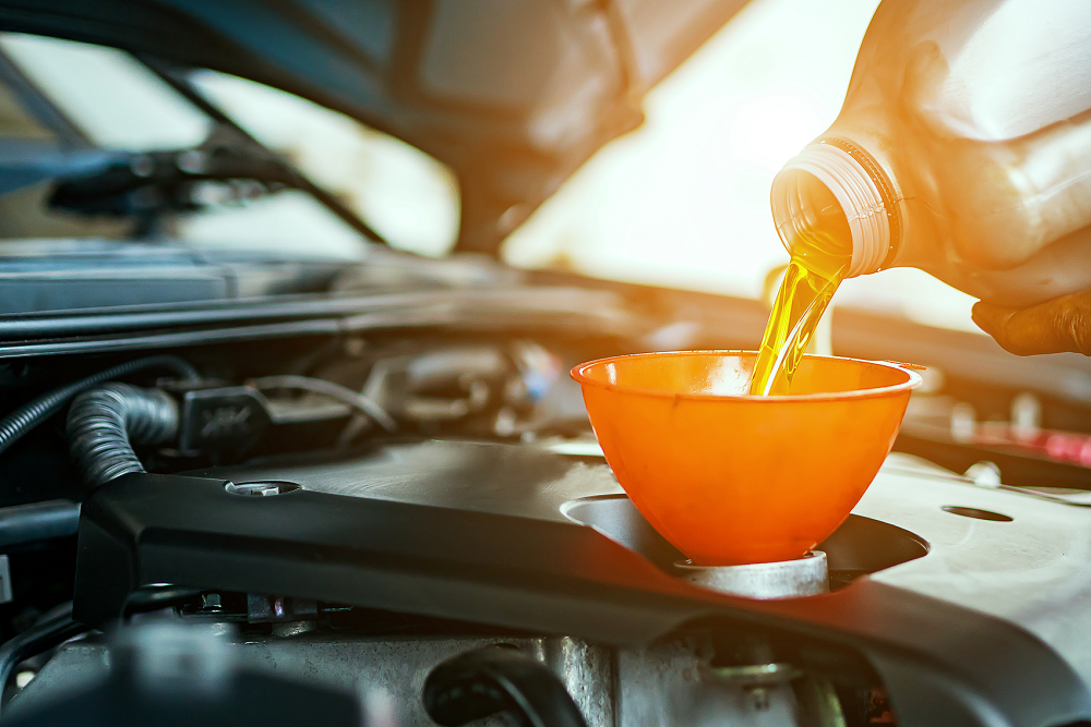 Where to get an oil change around me