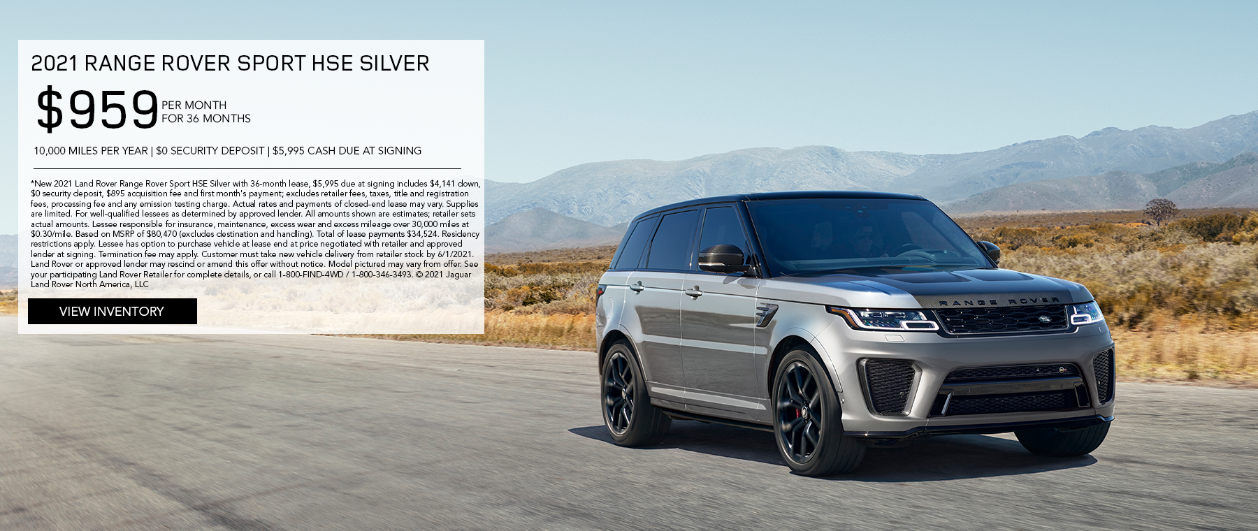 May 2021 RR Sport