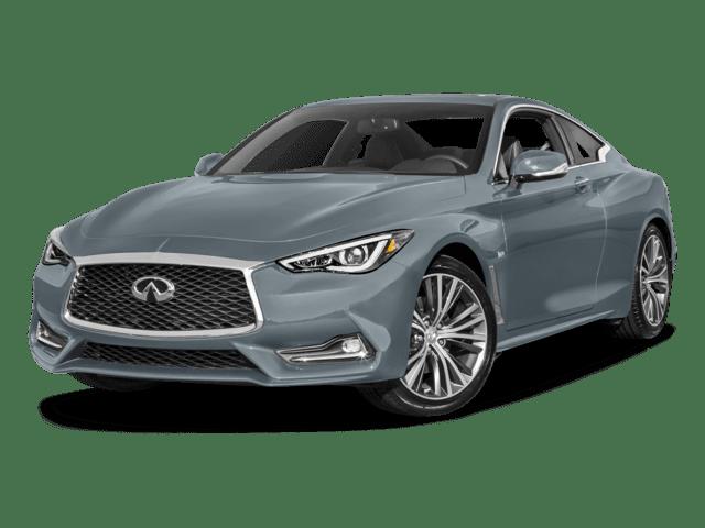 2018 INFINITI  Q60 Luxe Sensory Pkg.