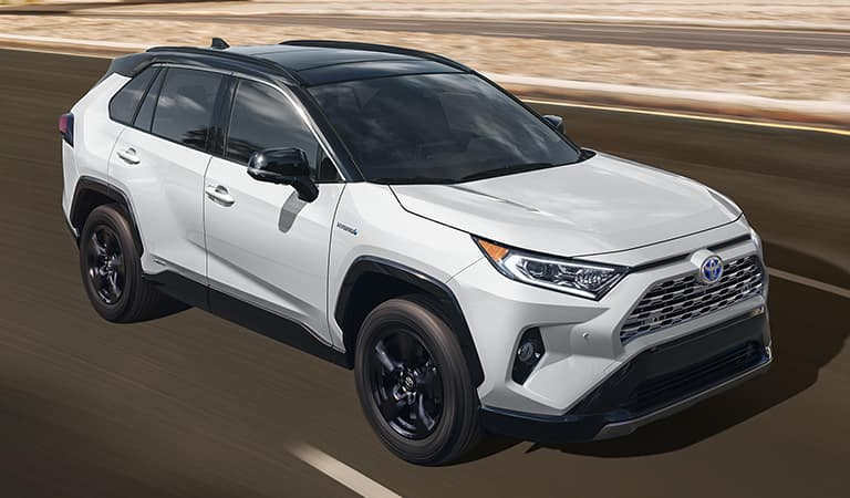 New 2019 Toyota RAV4 Portland Oregon
