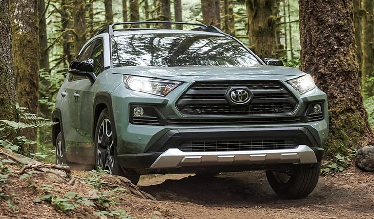 New 2019 Toyota RAV4 Portland OR
