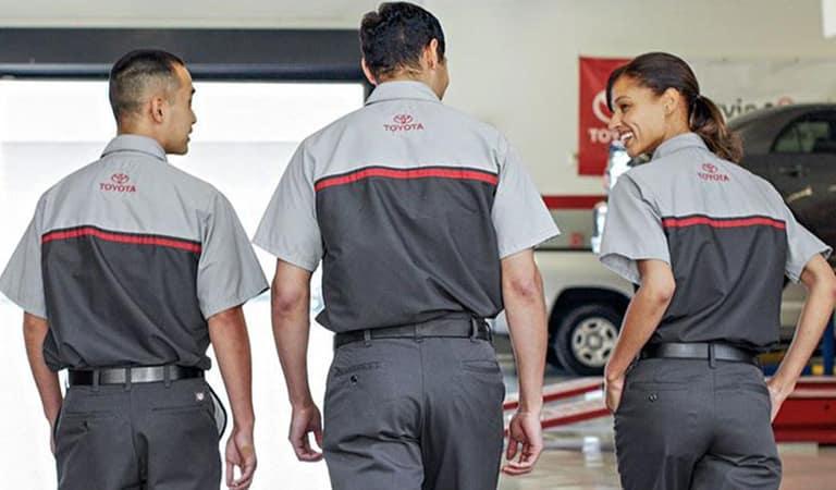 Convenient Toyota Service