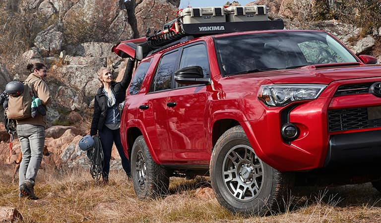 New 2020 Toyota 4Runner Portland OR