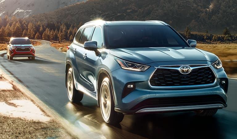 New 2020 Toyota Highlander Portland OR