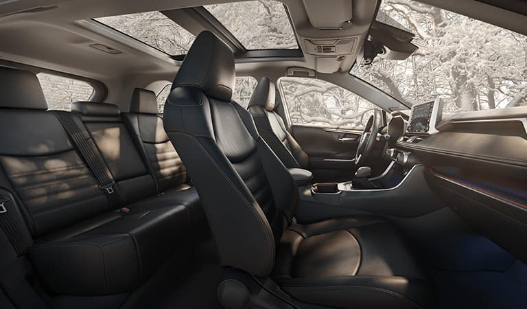New 2020 Toyota RAV4 Portland OR