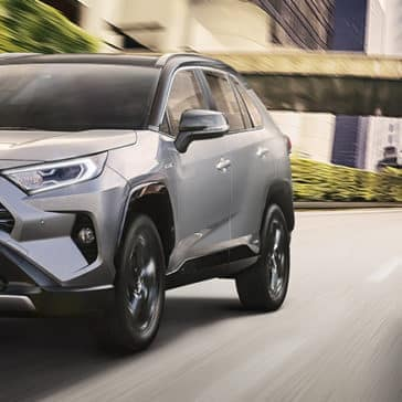 New 2021 Toyota RAV4 Portland OR