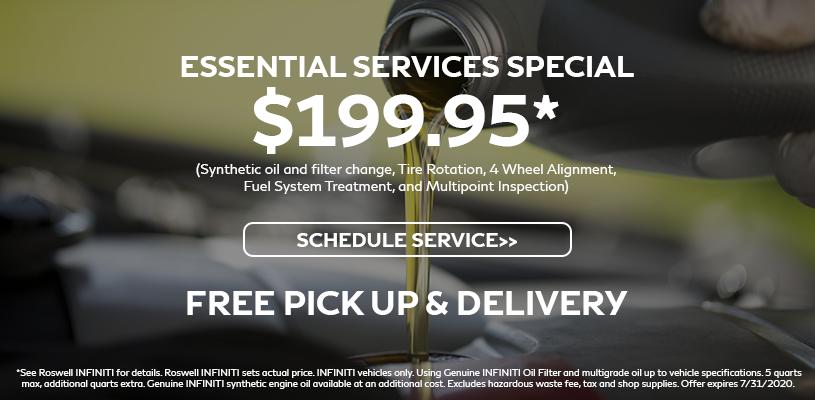 Essential Services Special