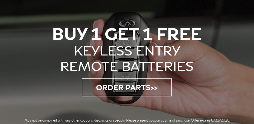 BOGO Key Fob Batteries