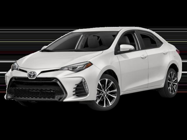 2019 Toyota Corolla, White Exterior