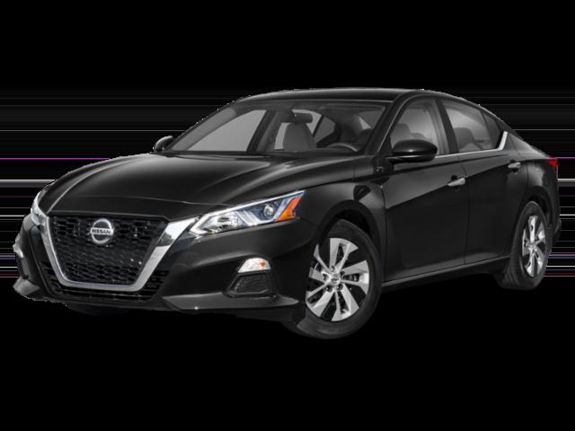 2020 Nissan Altima, Black Exterior