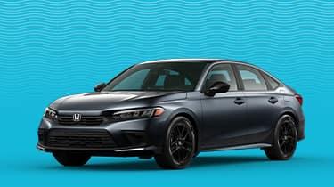 2021 Honda Civic LX  2.0L