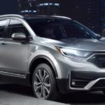 2020 Honda CR-V, Silver Exterior