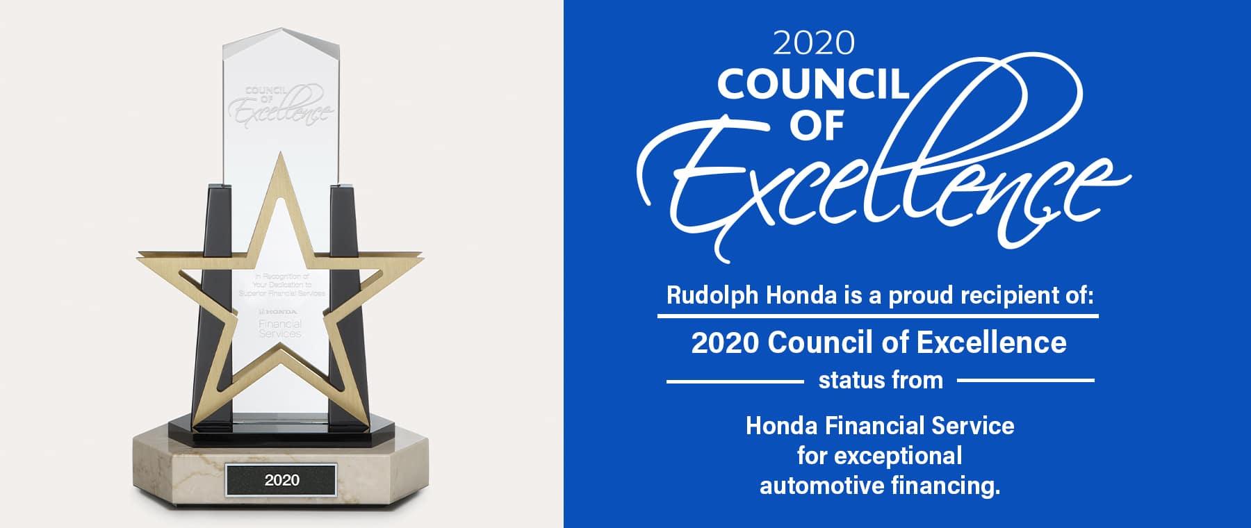 Honda Council Desktop