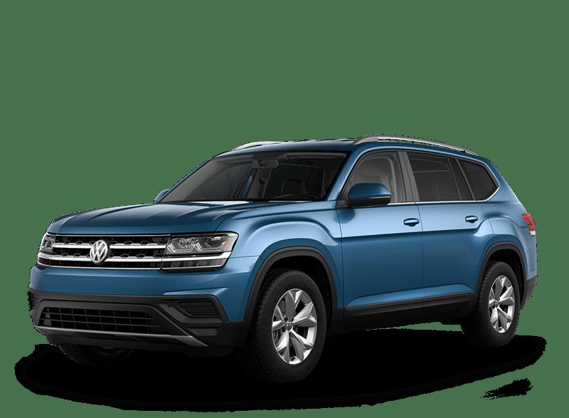 2019 Volkswagen Atlas S
