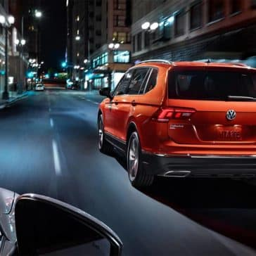 2019 VW Tiguan Rear