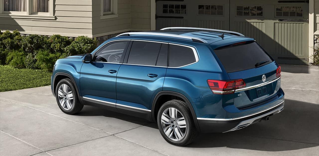 2019 Volkswagen Atlas, Blue Exterior